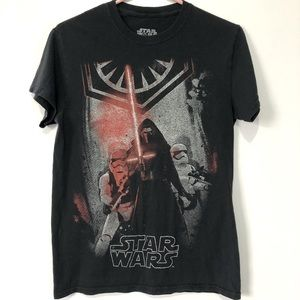 Star Wars Darth Vader Storm Troopers T-Shirt